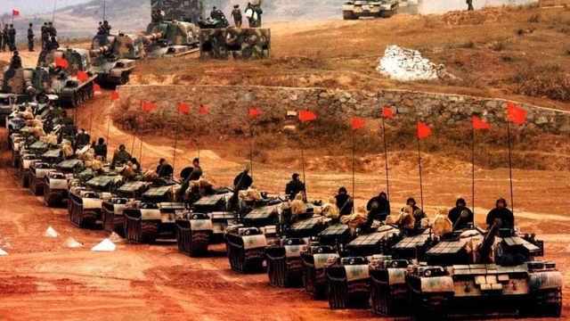 孟加拉购买中国坦克怼印度