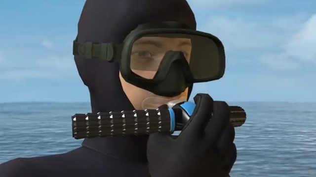 人造鱼鳃问世!可以水下自由呼吸啦