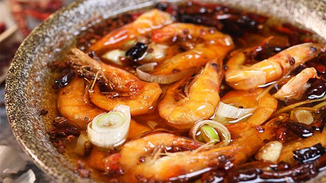 网红沸腾虾,这样做出来的才好吃