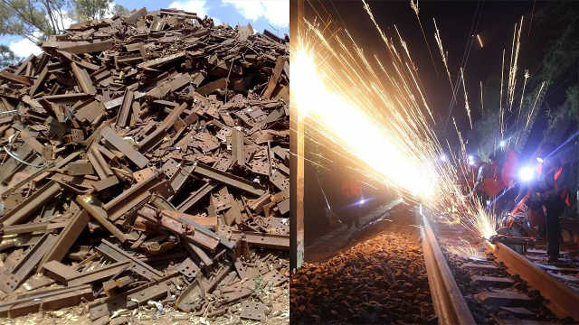 废弃的钢材为什么不重新冶炼?