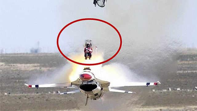 美军凭战机事故敲诈20亿