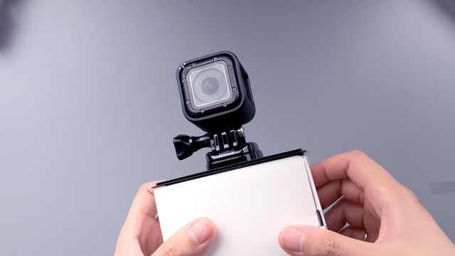 GoPro运动相机开箱