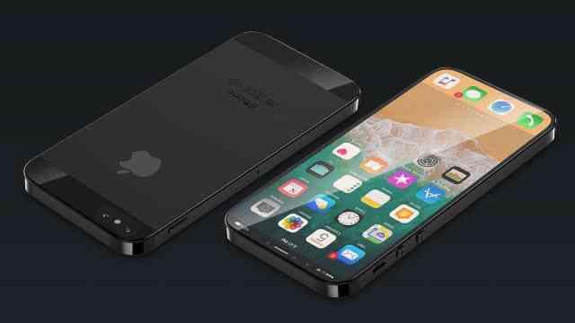 iPhone SE2现最新消息