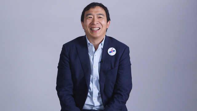 华裔竞选美总统:每人每月发1千美元