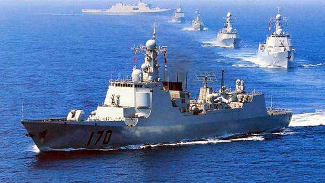 美国专家放话不怕中国海军