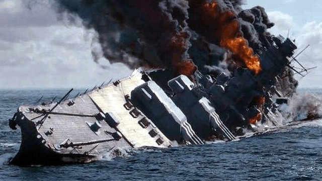 俄国海军被日本一波团灭