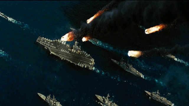 中国东风26专打美国航母