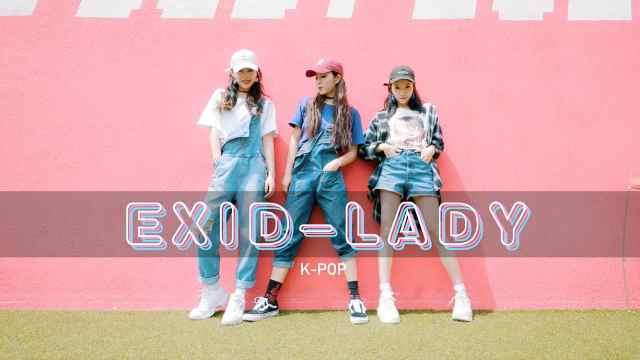 SMILE舞蹈《EXID-LADY-OK》翻跳
