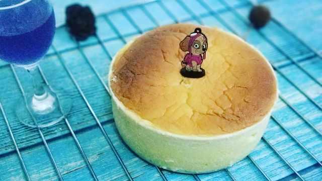 自制酸奶喝不完?做美味酸奶小蛋糕