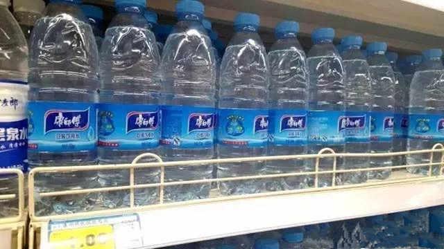 为什么康师傅的水卖那么便宜?