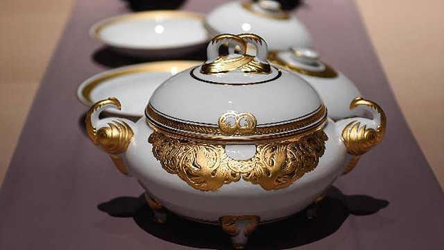 中国瓷:中外文化交流的载体