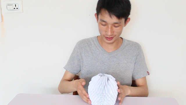 """用纸""""折菠萝""""还有多少人记得?"""