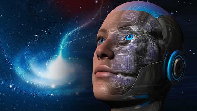 人类的命运掌握在机器人手中?