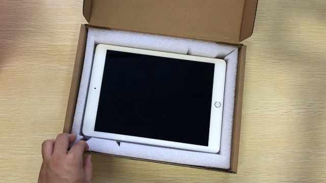 2099元买来的iPad Air2,开箱!