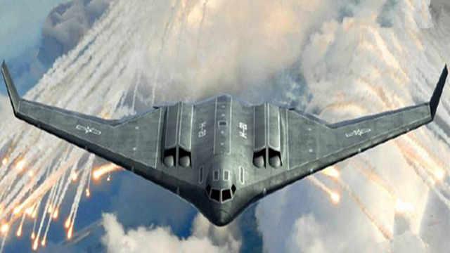 国产轰20被首次确认存在