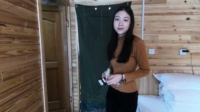 村民爆改木屋当旅馆,旺季一间600