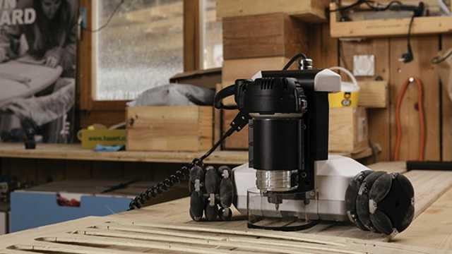 木工要失业了?意大利发明微型机床