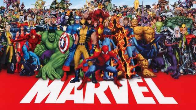 漫威的十年超級英雄路