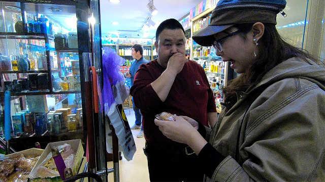 玩转新疆批发城,月饼2.5元一个