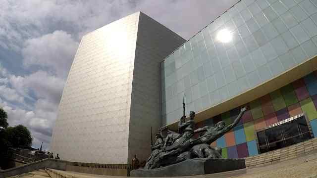走进美术展馆,传承国粹文化