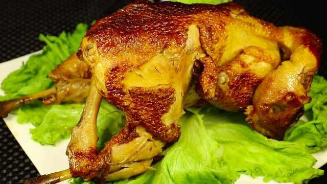 大吉大利,今晚吃卤味烧鸡
