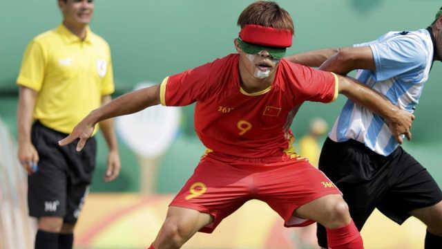 中国盲人足球的这几件事,你该知道