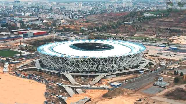 带你盘点2018世界杯最壮观五大球场