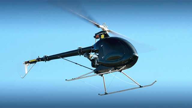 全球最轻直升机,时速高达100公里