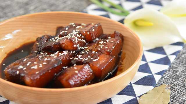 鲜嫩香软,居家必学的红烧肉做法
