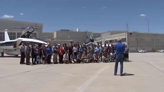 新科技!NASA将测试无声超音速飞机