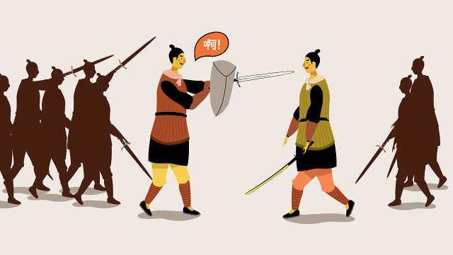 古代打仗,真的靠武将单挑么?