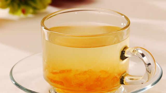 夏季消火代茶饮,五脏祛火方法