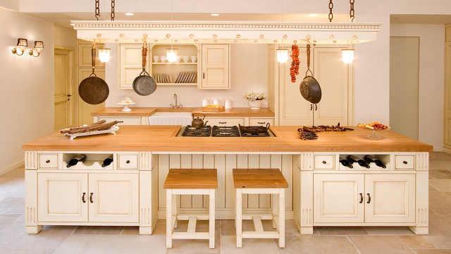 厨房怎么设计才合理?