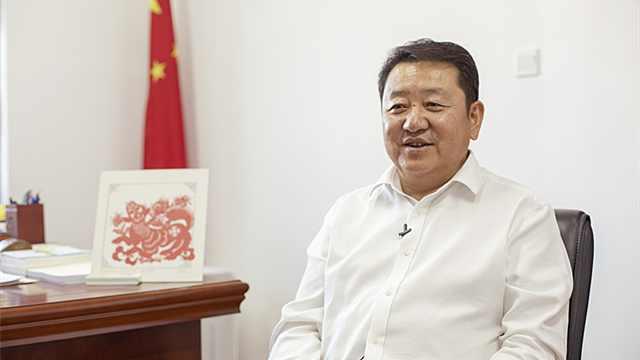 呼市市长冯玉臻谈非遗传承