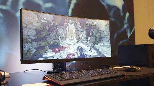 144hz的屏幕玩儿游戏更厉害吗?
