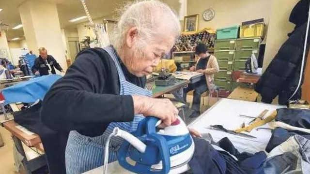 为什么日本鼓励老人不退休继续工作