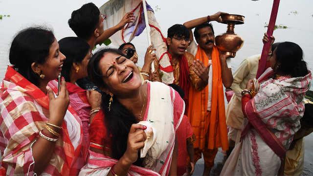 最爱洗澡的3个国家,印度成功上榜