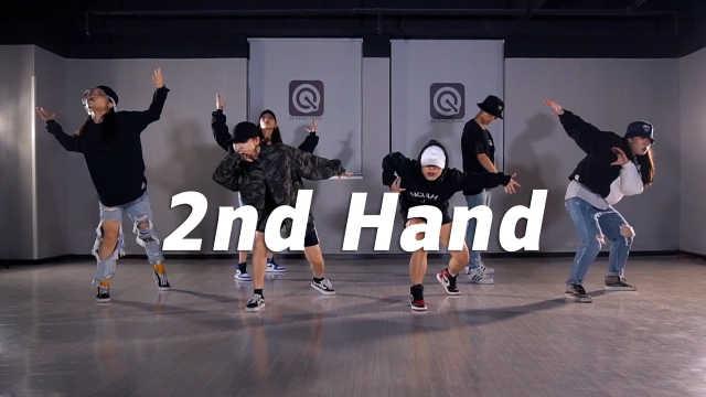 帅酷!《2nd Hand》豪豪编舞