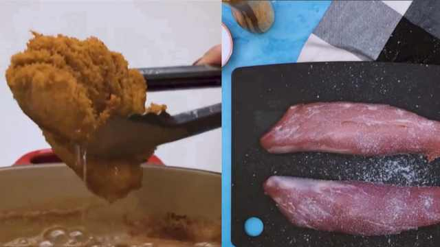 趕快學起來!油炸豬肉酥應該怎么做