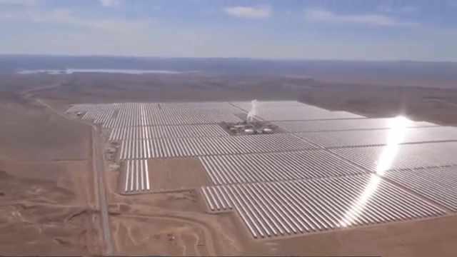 给全世界供能,要多少太阳能电池板