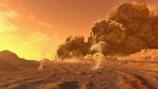 火星探測器機遇號,為何突然失聯?