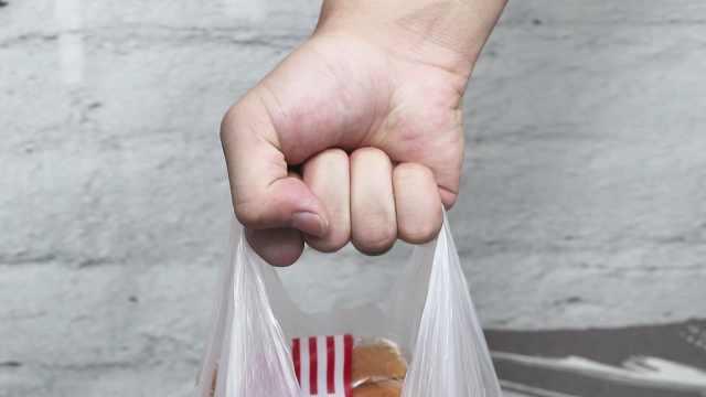 自制塑料袋防勒手神器,看完就会