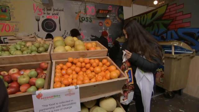澳洲超市向顾客免费提供食物