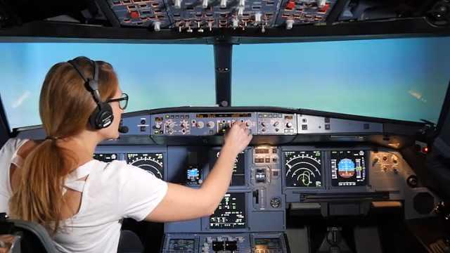 驾驶飞机降落比你想象中要困难得多