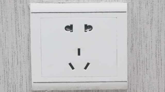 小材料自制电源保护盖,超简单
