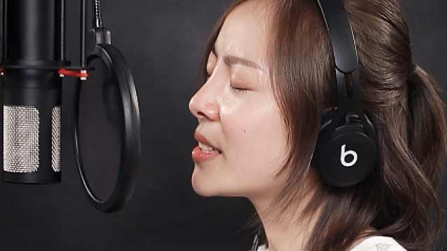 YO小又翻唱《怀念青春》循环播放中