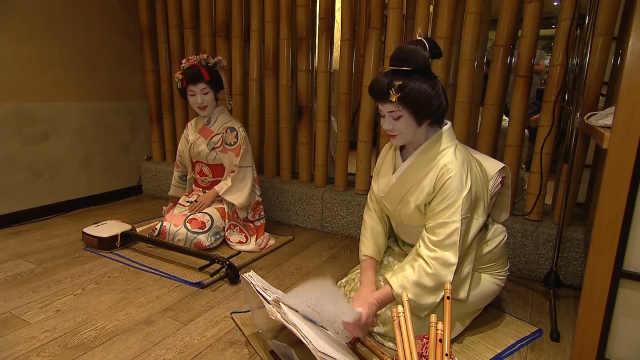 消失的风景:日本艺伎的神秘世界