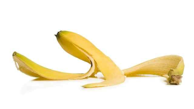 """香蕉皮的神奇妙用,特别""""值钱"""""""