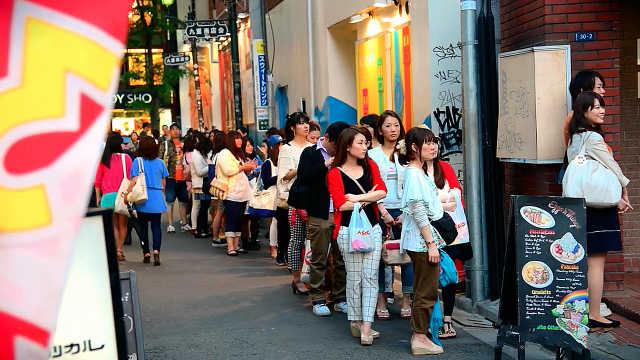 日本为什么很少早餐店呢?
