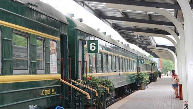 为什么火车没有18号车厢?